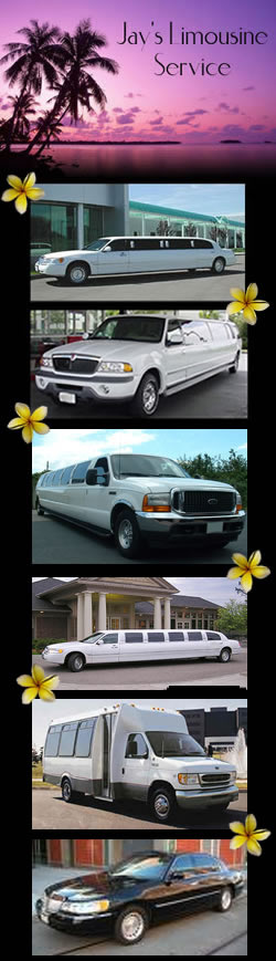 Hnl Honolulu Airport Transportation Jays Limousine Service Oahu